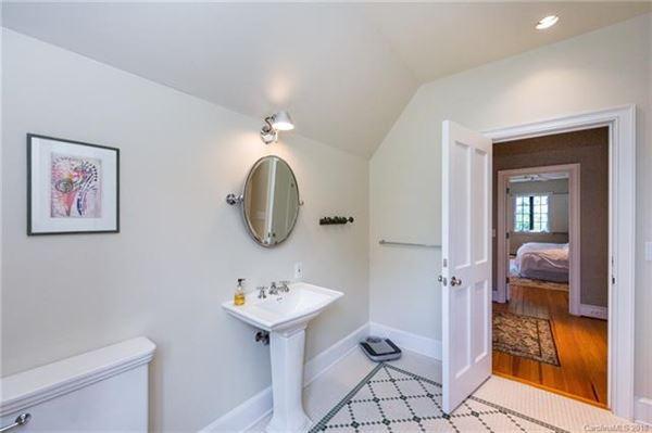 Luxury homes Renovated Tudor-style home