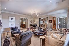 Exquisite first floor end unit  luxury homes
