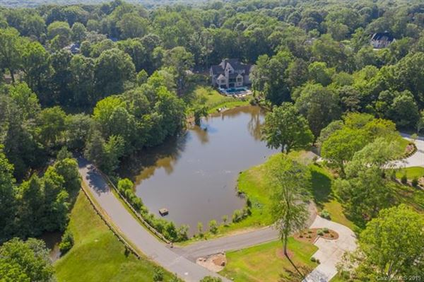 Mansions in exquisite deep lot in prime location