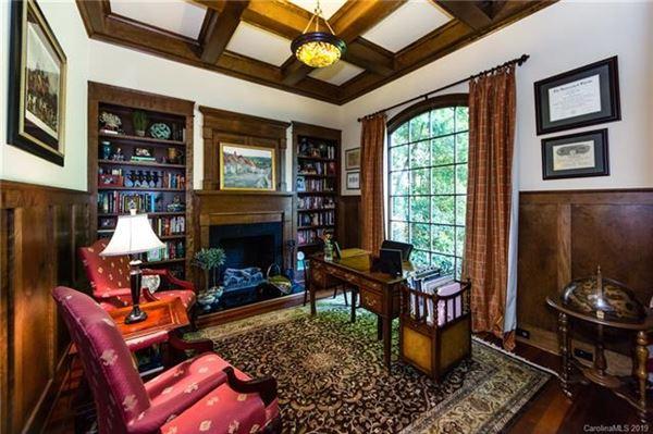 Custom Home in Desirable Eastover luxury homes