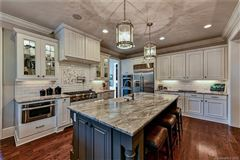 beautiful custom home in popular Davidson Wood mansions