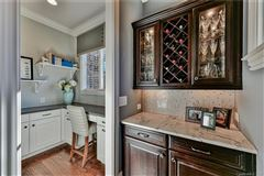 Mansions in beautiful custom home in popular Davidson Wood
