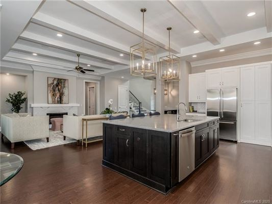 beautifully detailed new home on a lovely cul-de-sac luxury homes