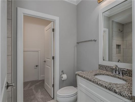 Luxury real estate beautifully detailed new home on a lovely cul-de-sac