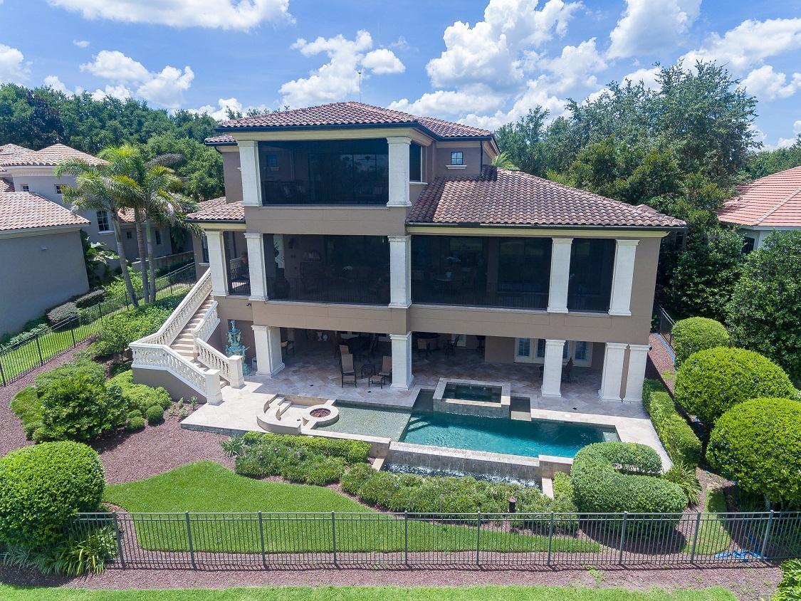 Luxury properties Custom Windsong Estate
