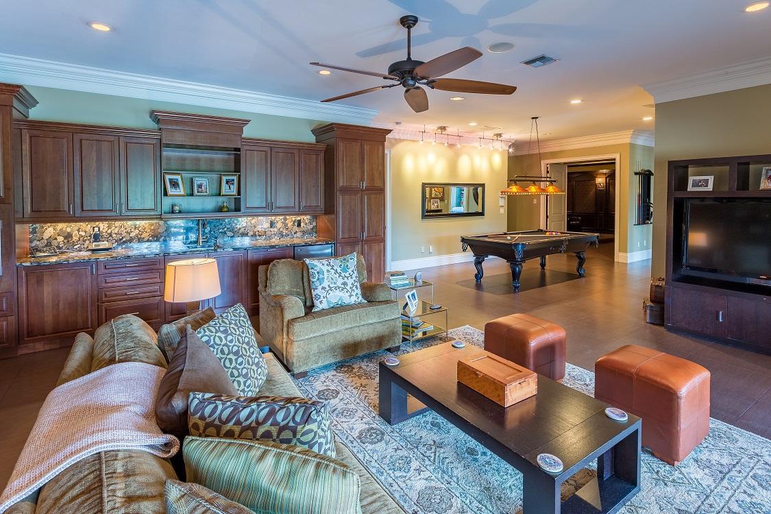 Luxury real estate Custom Windsong Estate