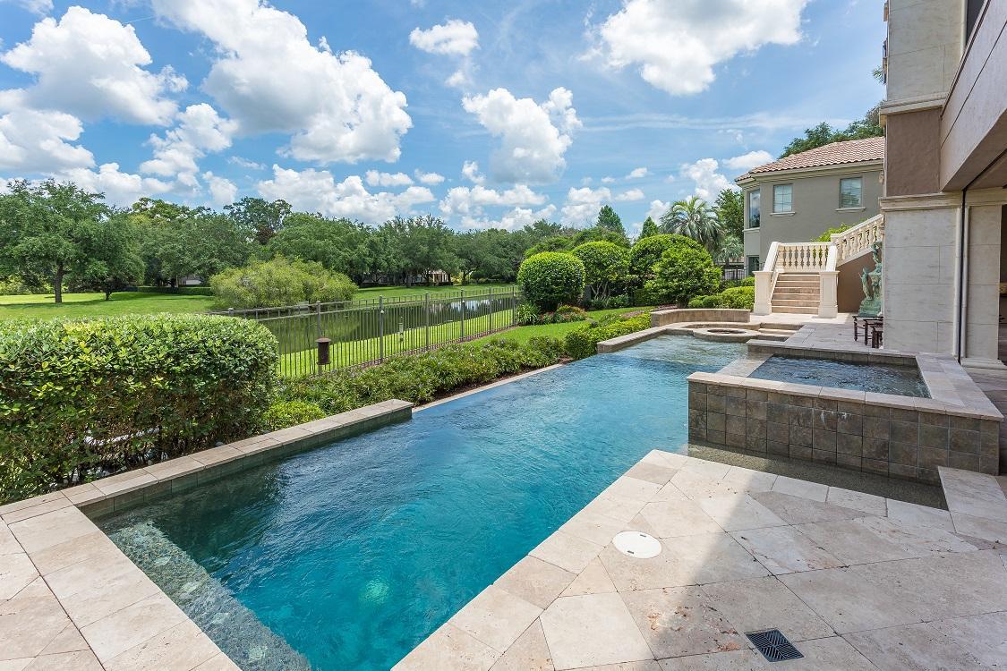 Custom Windsong Estate luxury properties