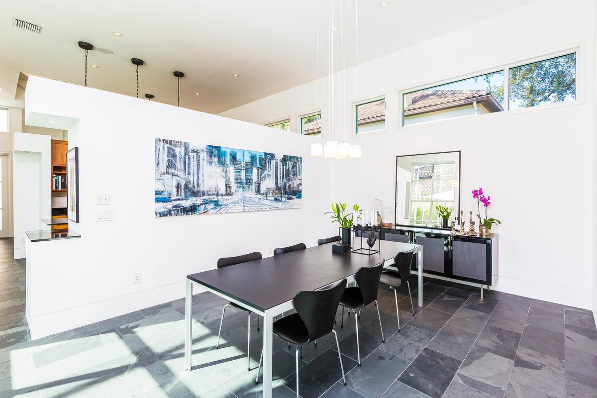 Classic Modern luxury real estate