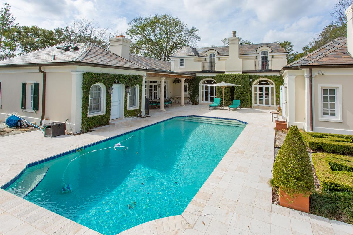 Mansions in Winter Park Executive Retreat