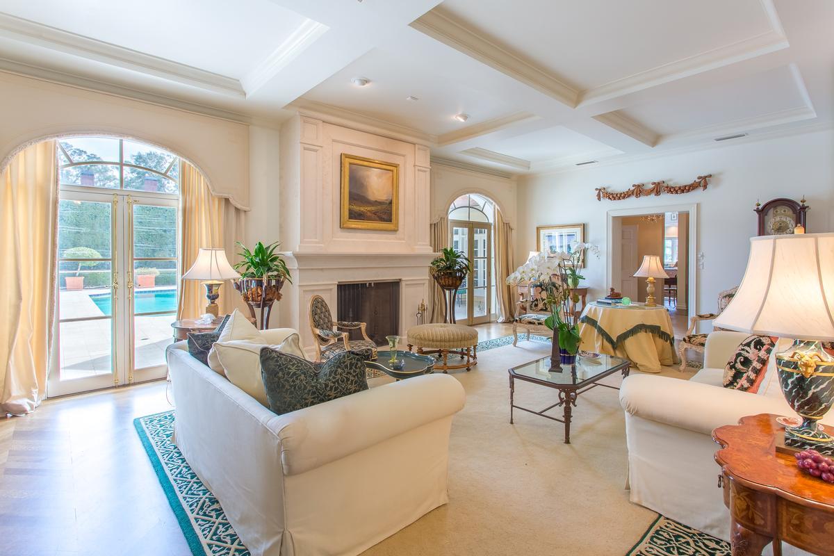 Luxury homes Winter Park Executive Retreat