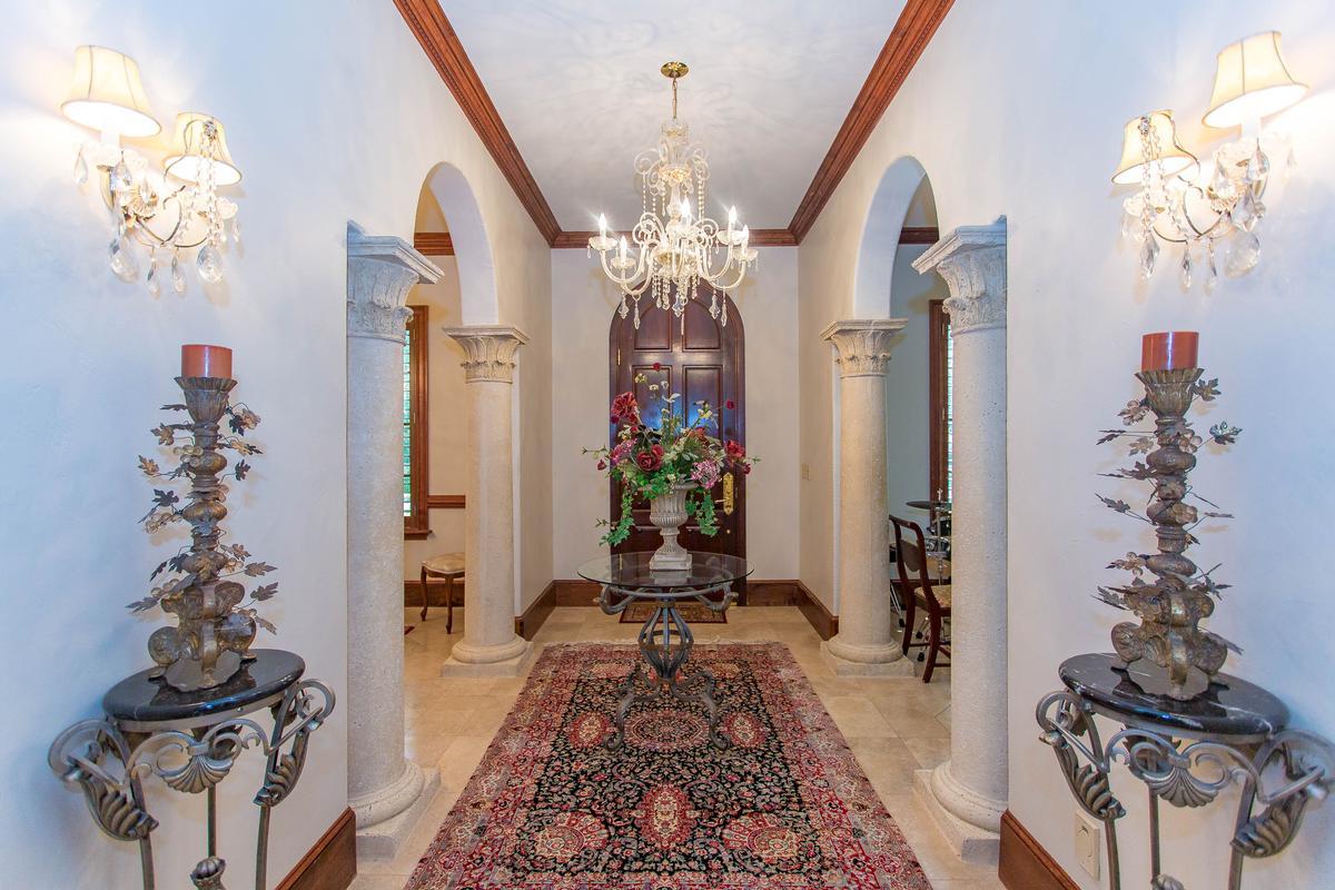 Mansions Beautiful Italian Mediterranean in the Vias