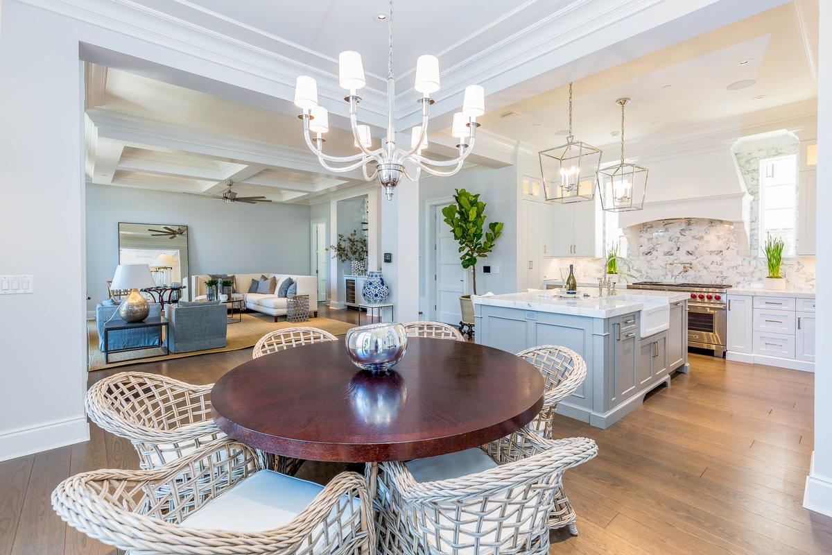Stunning Park Hill Townhome mansions
