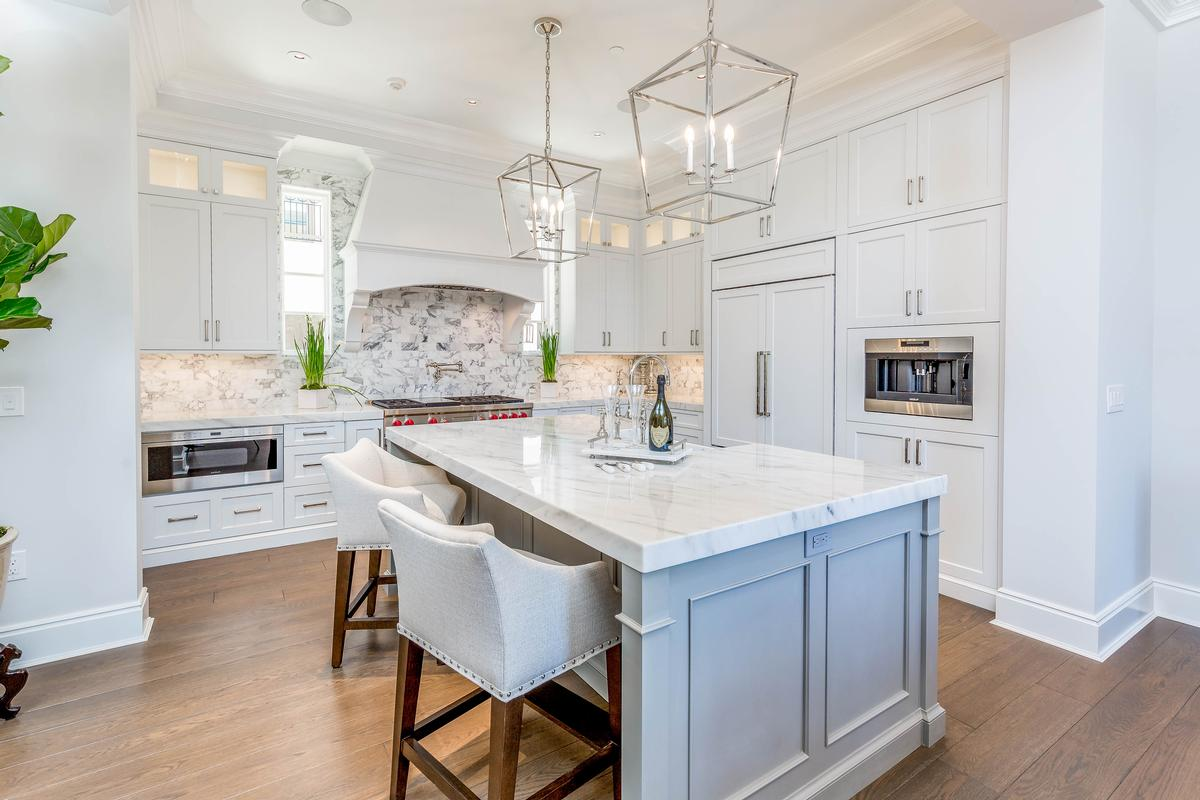 Luxury homes in Stunning Park Hill Townhome