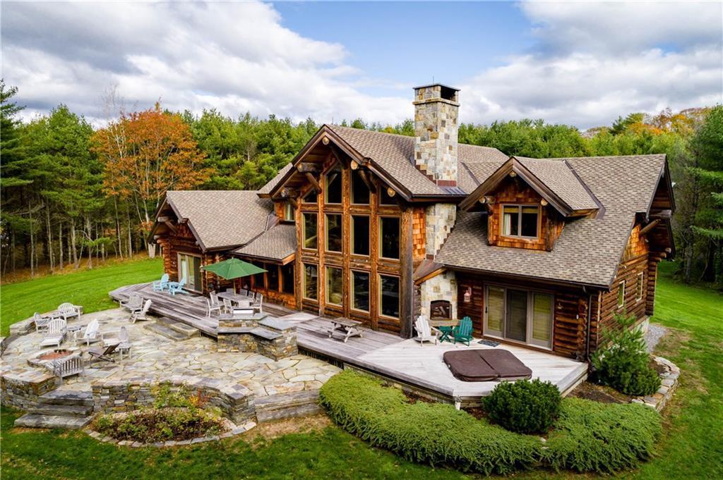 Luxury real estate Anam Cara in Maine