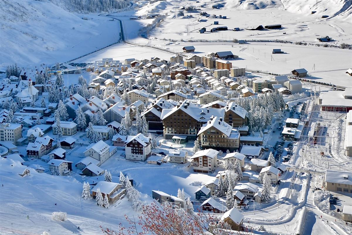 Luxury real estate a luxurious suite in the chedi andermatt