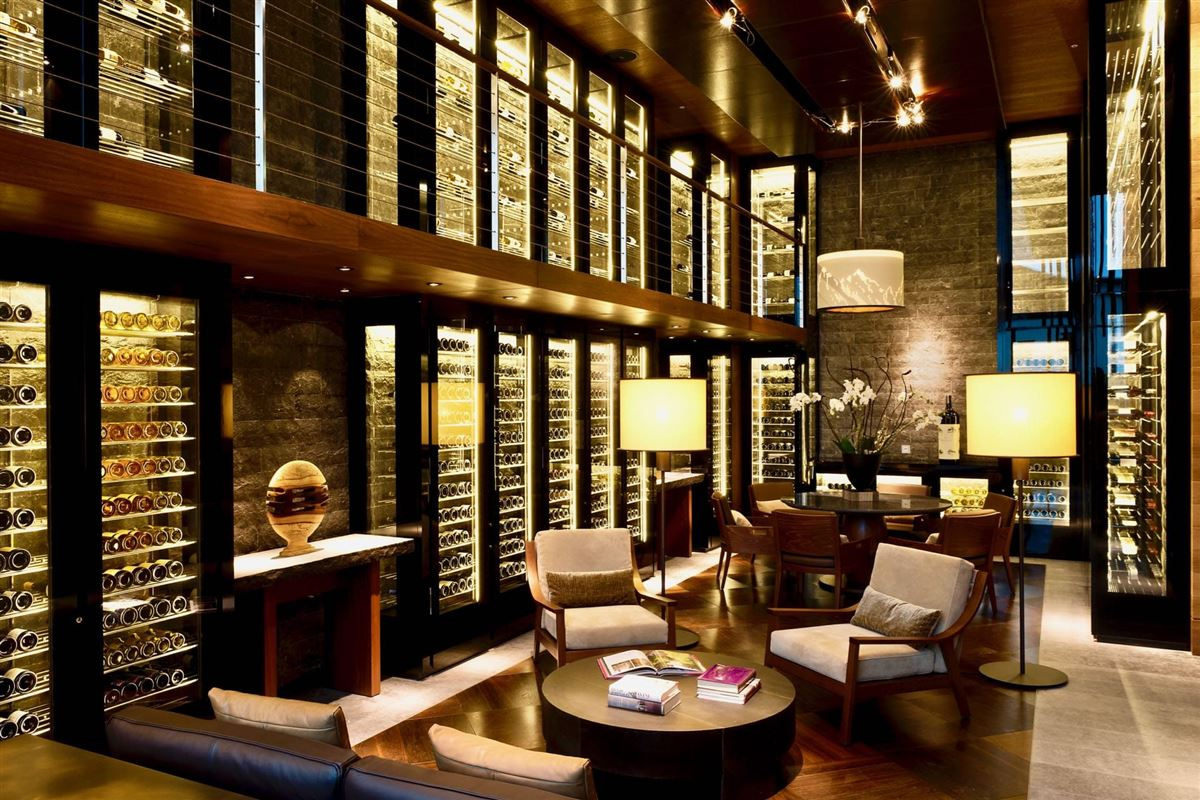 a luxurious suite in the chedi andermatt luxury real estate