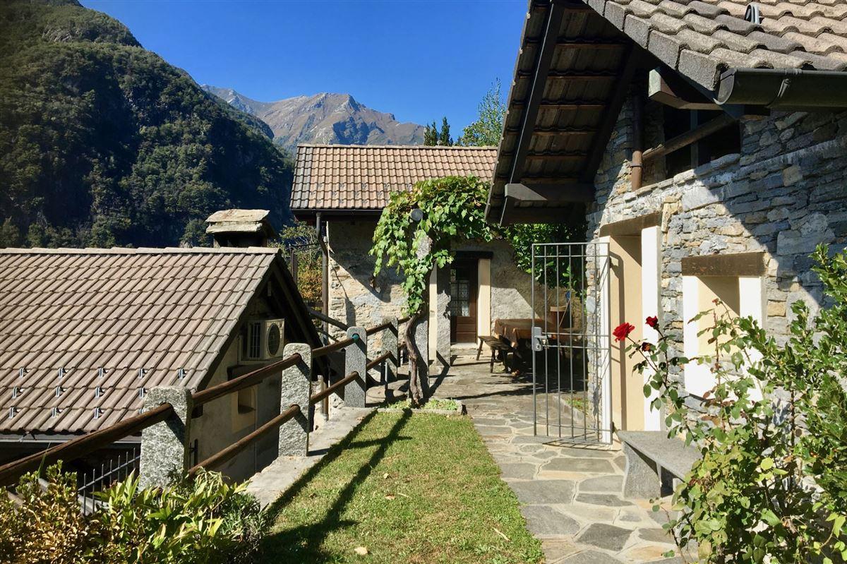 Luxury real estate a heavenly retreat in vogorno