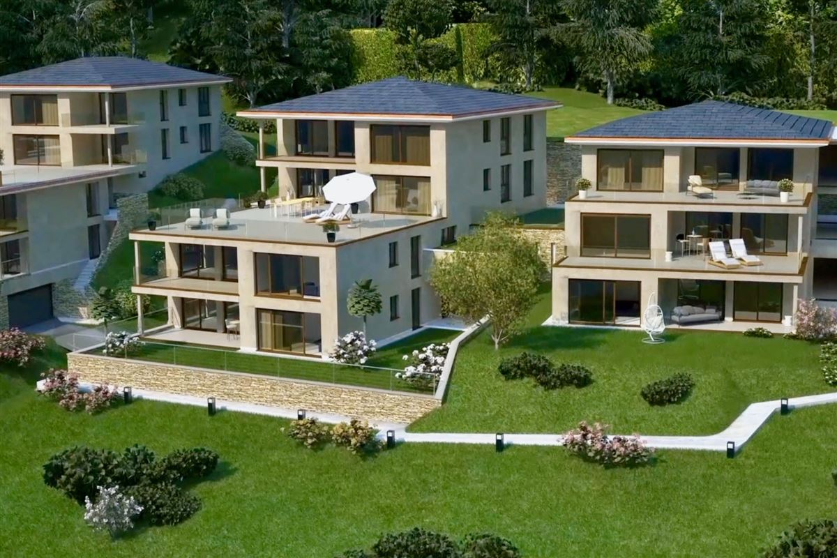 luxurious garden apartment is for sale in Minusio  luxury properties