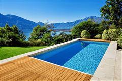 beautiful modern two-floor-villa mansions