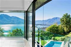 beautiful modern two-floor-villa luxury homes