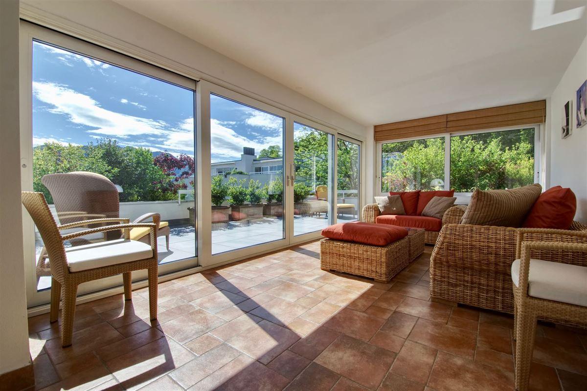 Luxury homes beautiful penthouse with Lake Lugano view
