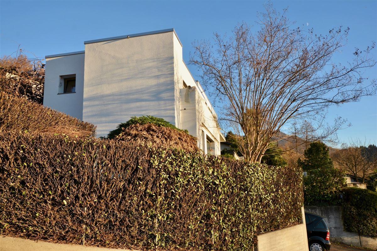 Luxury real estate modern new villa