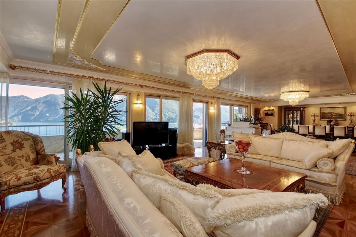 beautiful apartment in the center of Lugano luxury homes