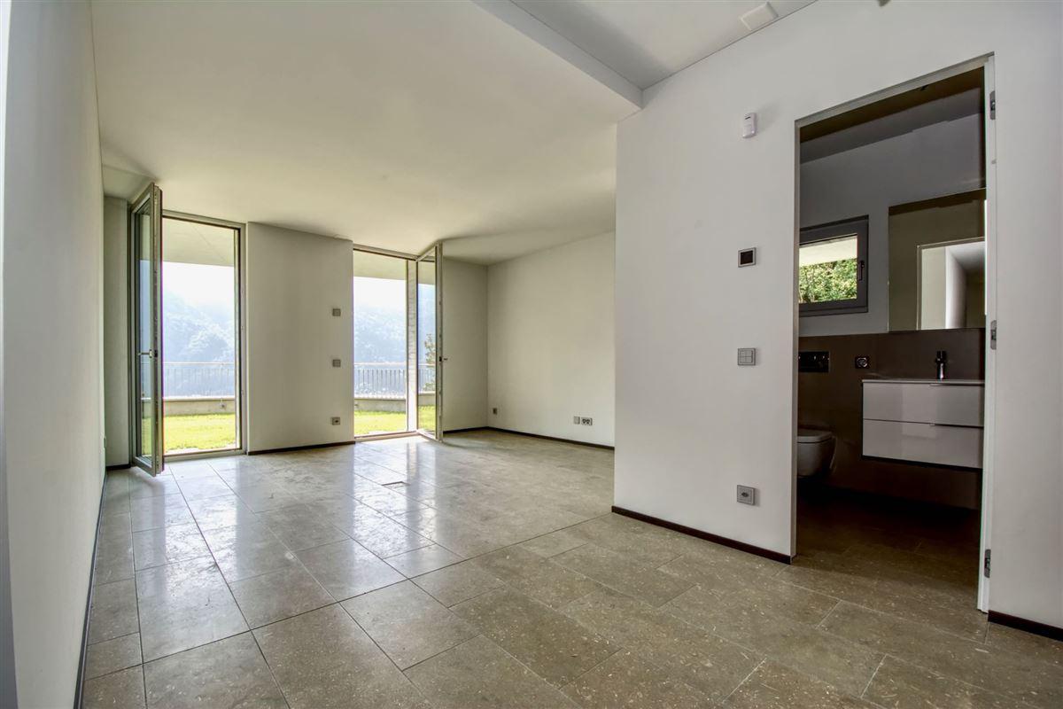 new modern villa in Vico Morcote luxury real estate