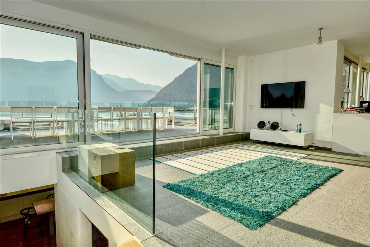 Luxury homes renovated villa in Sorengo