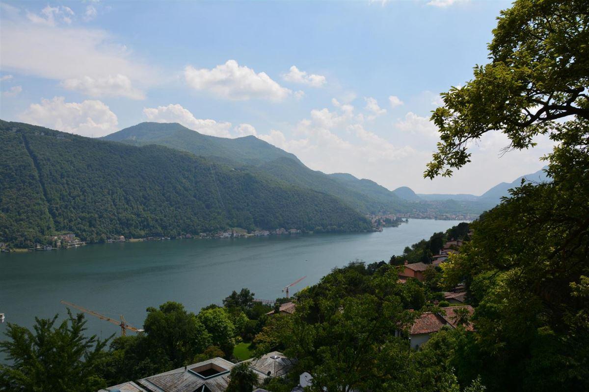 enjoy mountain and lake views  luxury homes