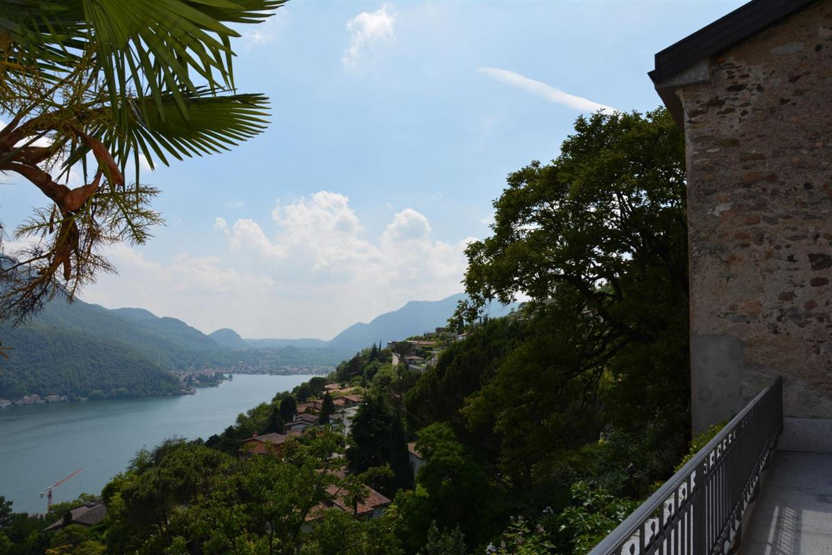 enjoy mountain and lake views  luxury real estate