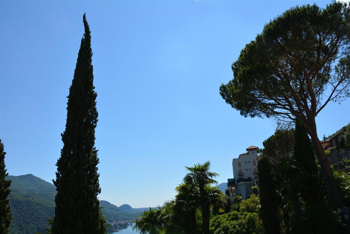 Luxury properties enjoy mountain and lake views