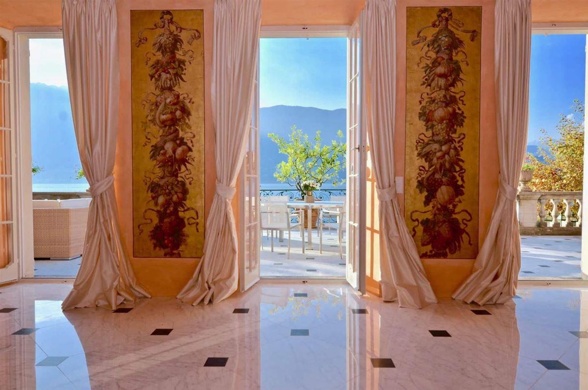 Luxury properties castle-like villa enjoys private lake access
