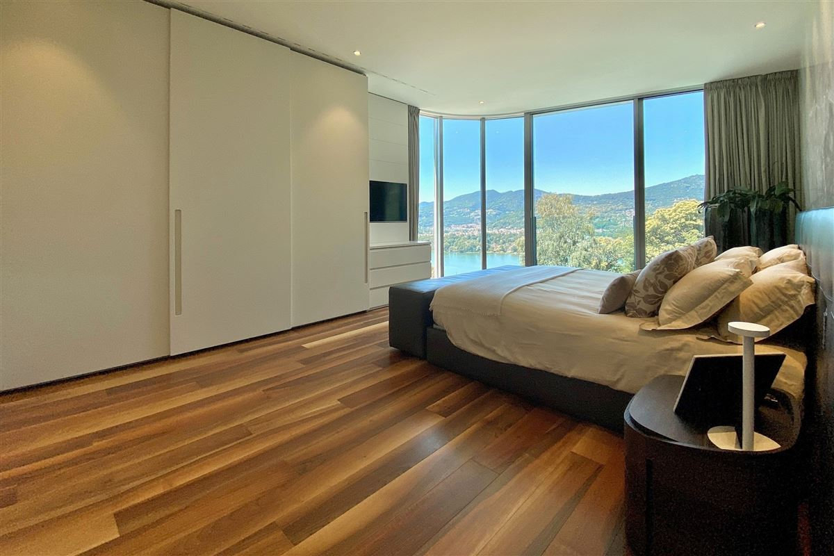 Luxury homes Modern villa in Montagnola