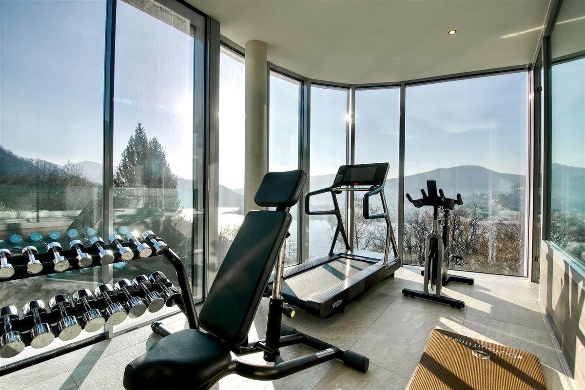 Luxury properties Modern villa in Montagnola