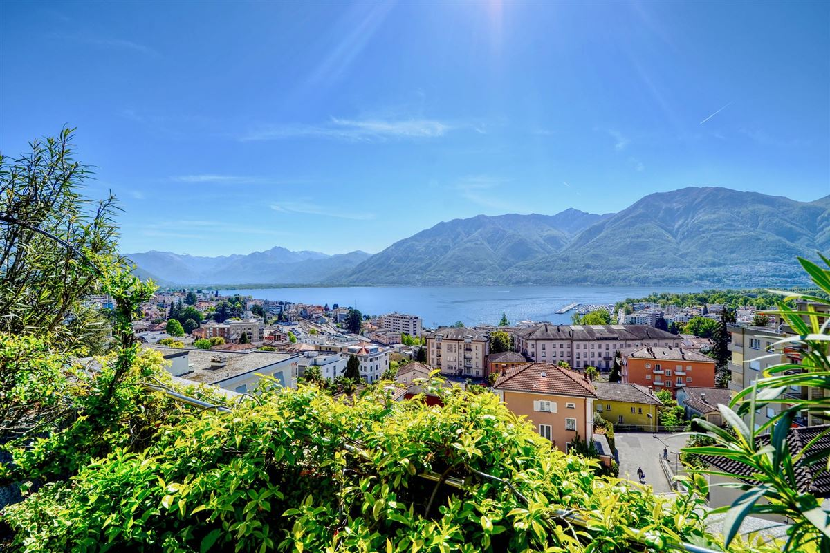 dream view over locarno and the lake luxury properties