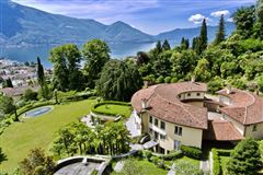 Mansions the crown jewel of Ascona villas