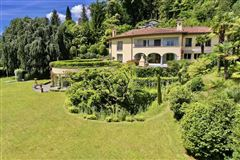 the crown jewel of Ascona villas mansions