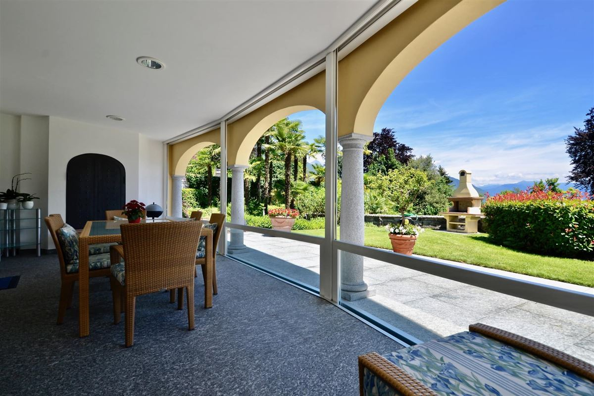 the crown jewel of Ascona villas luxury homes
