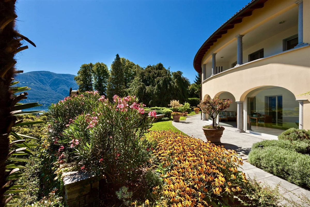 the crown jewel of Ascona villas luxury real estate