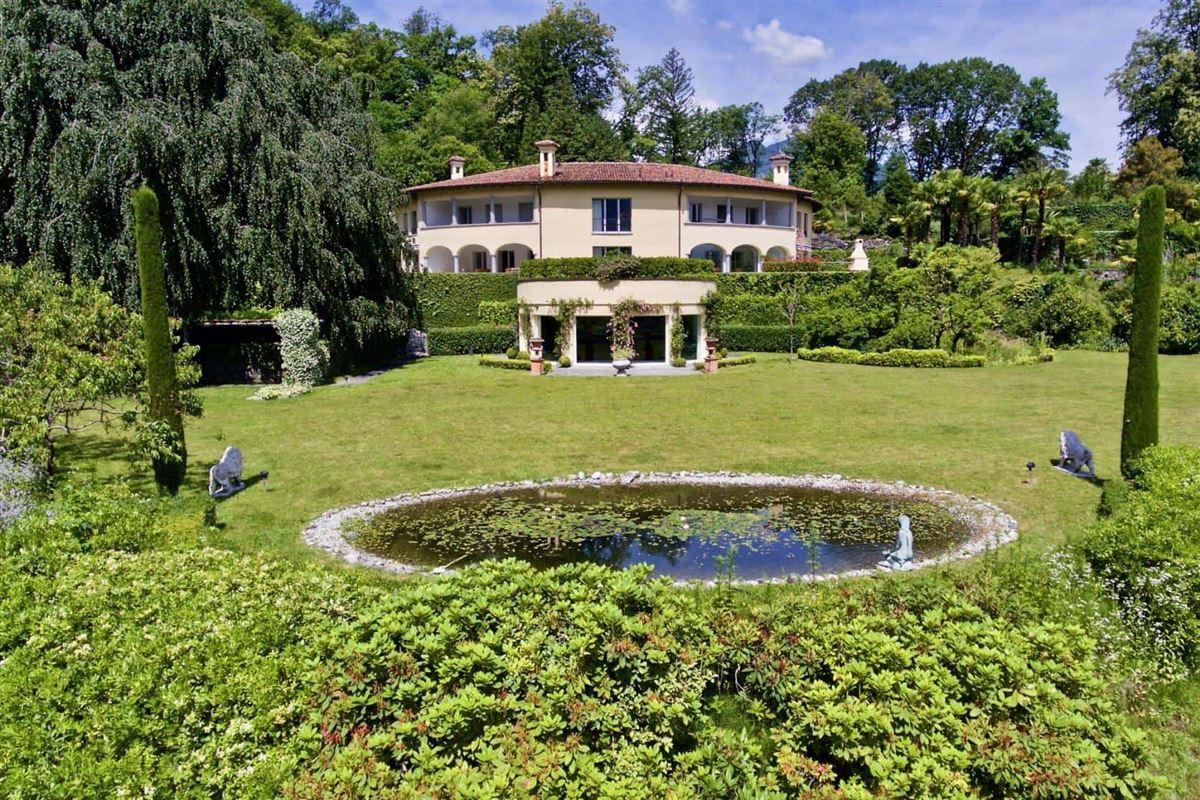 the crown jewel of Ascona villas luxury properties