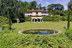 the crown jewel of Ascona villas luxury homes