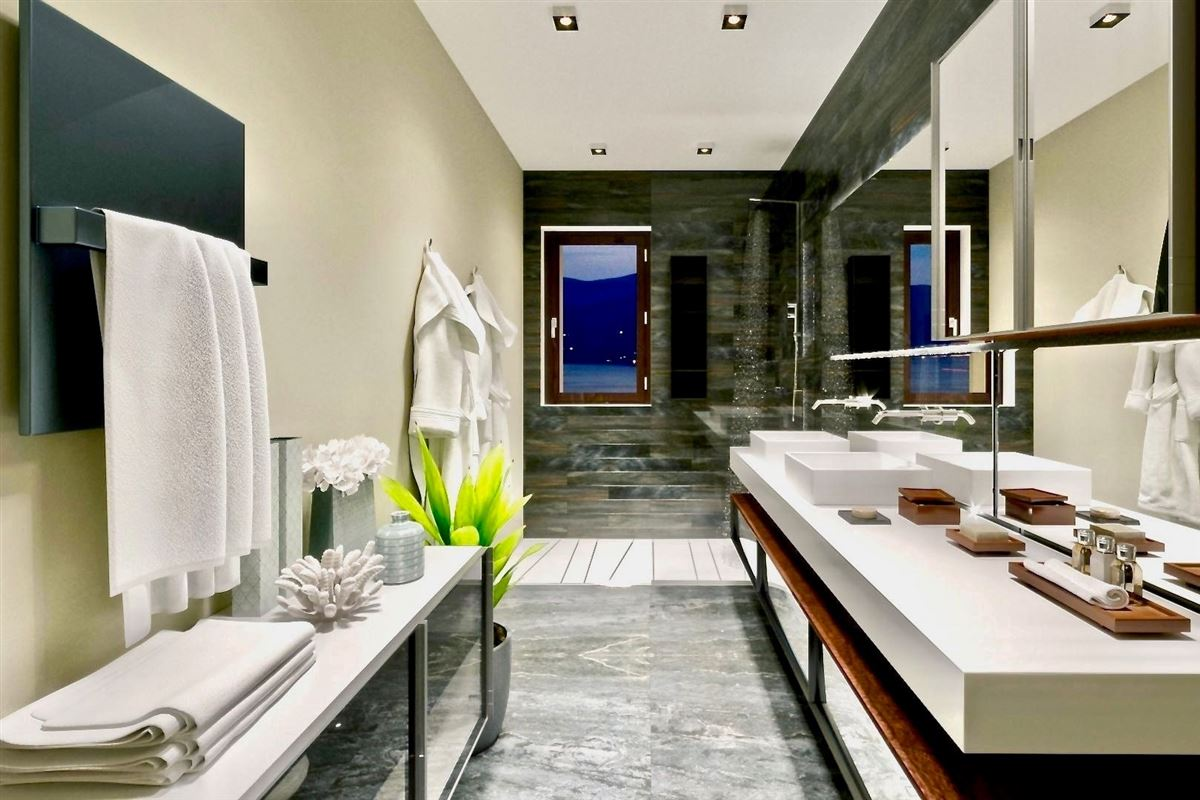 Luxury homes a luxurious apartment in minusio