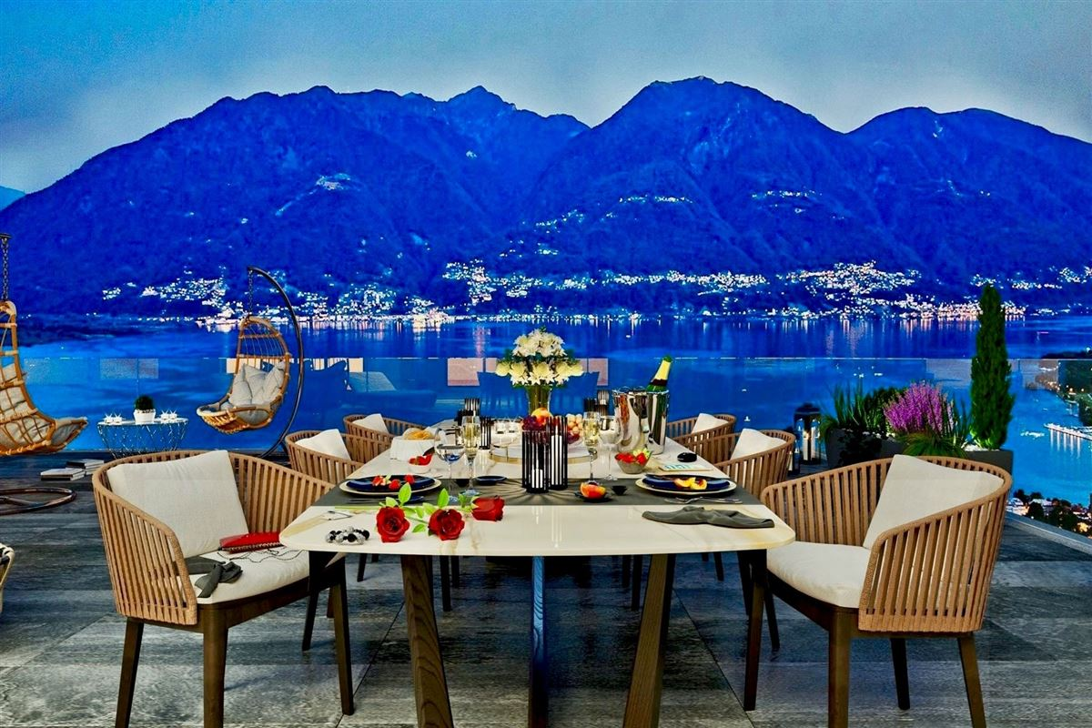 Luxury properties a luxurious apartment in minusio