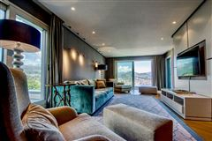 luxury duplex-penthouse with views in paradisO SWITZERLAND mansions