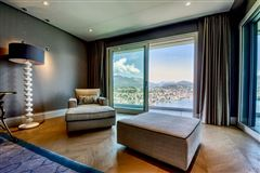 Luxury homes luxury duplex-penthouse with views in paradisO SWITZERLAND