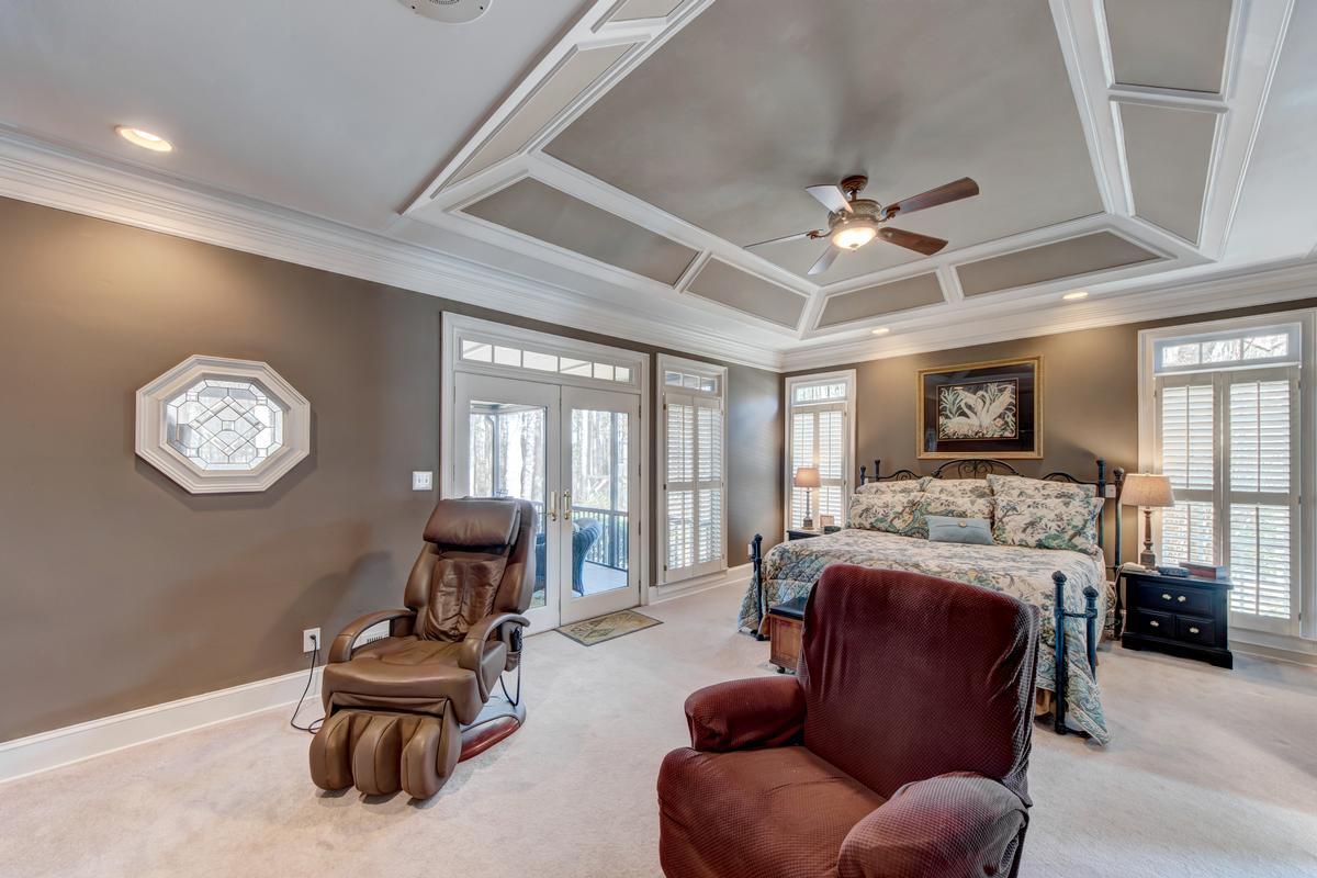 5919 Basswood Cove on Lake Lanier luxury real estate