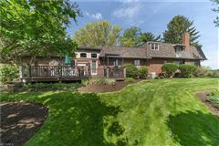 a serene 28.86 acre property in jackson township mansions
