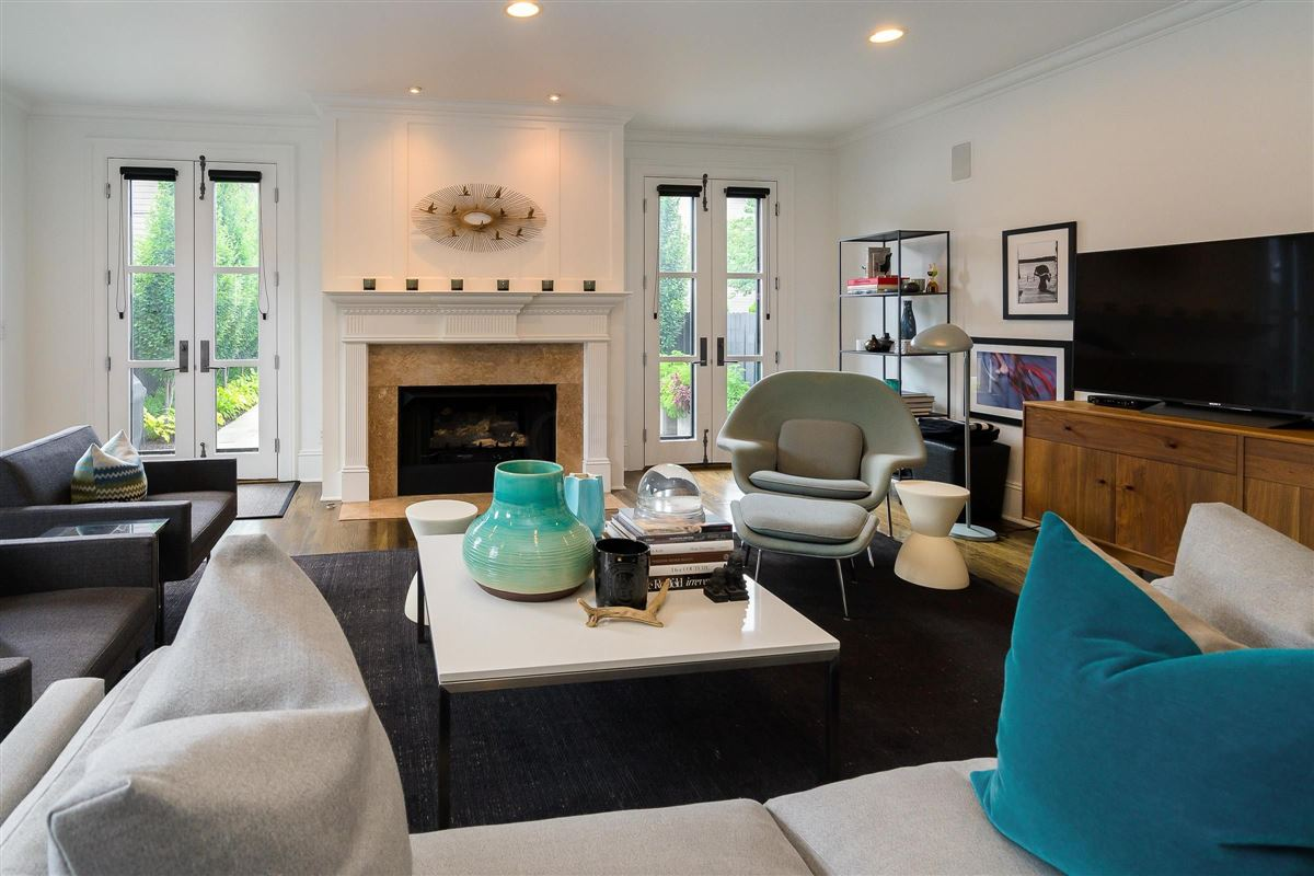 renovated and expanded German Village Historic Home is a true gem luxury homes