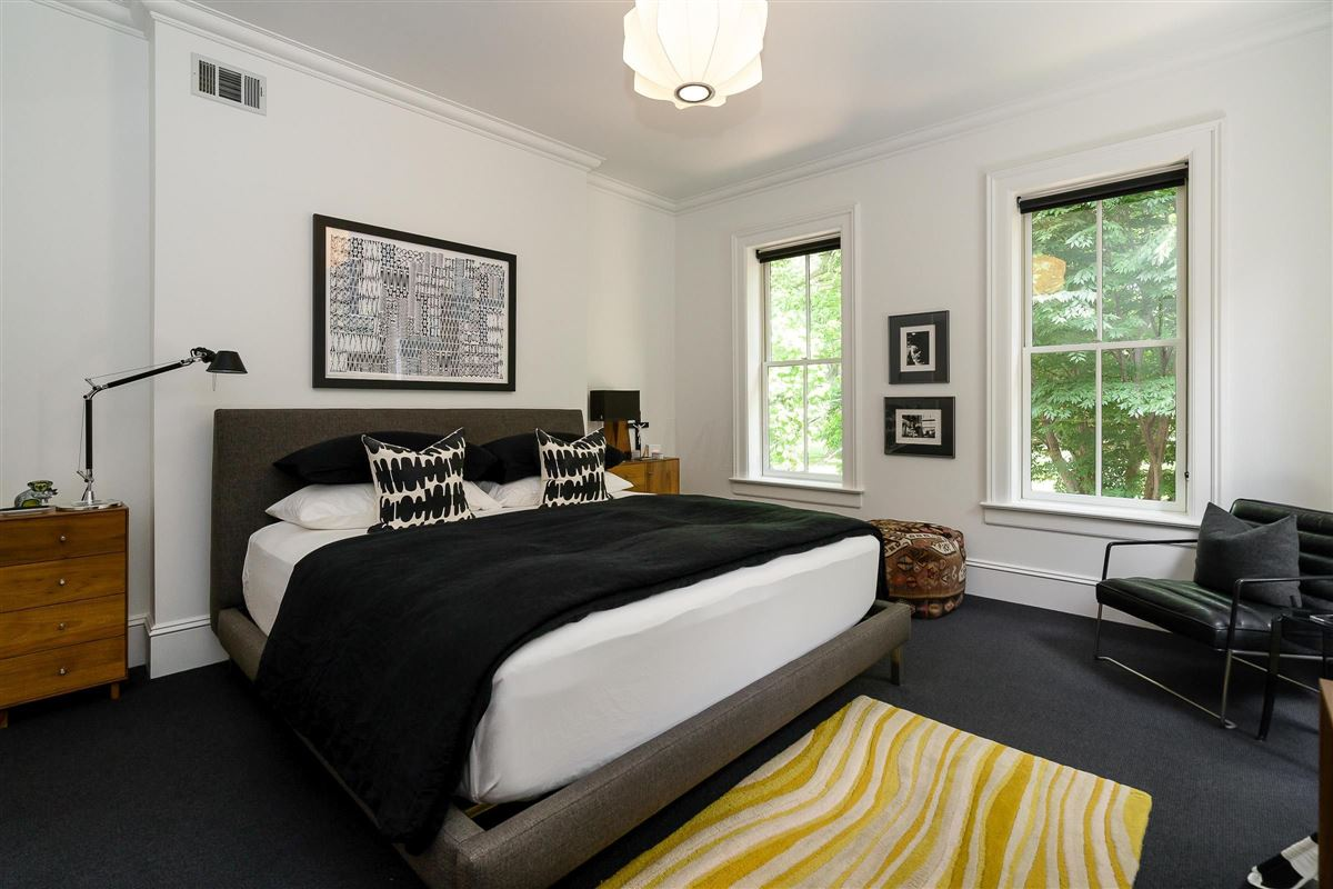 Luxury homes in renovated and expanded German Village Historic Home is a true gem